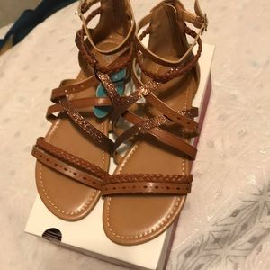 SO Ankle sandals